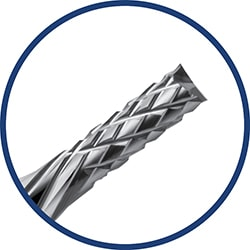Material Specific End Mills