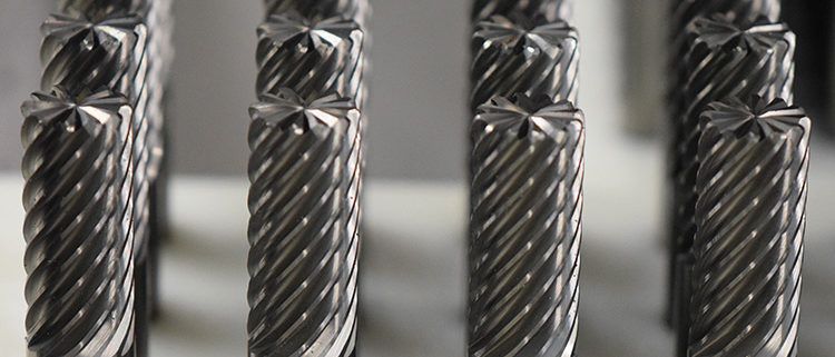 Helical Solutions 12 Flute Finisher for Steels