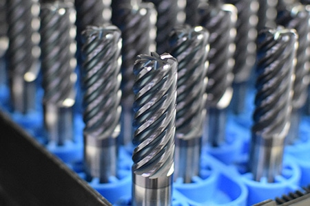 helical steel finishers