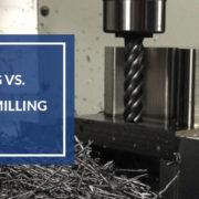 climb vs conventional milling