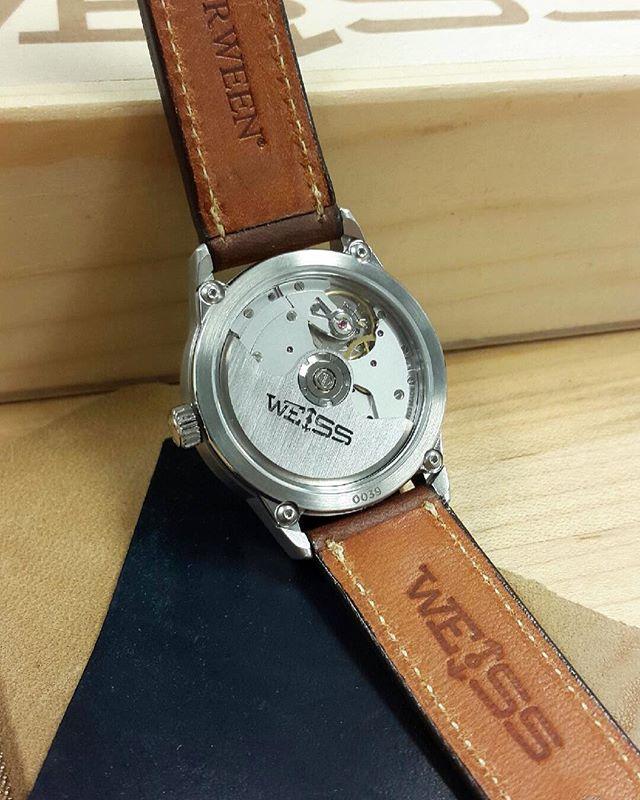weiss watches
