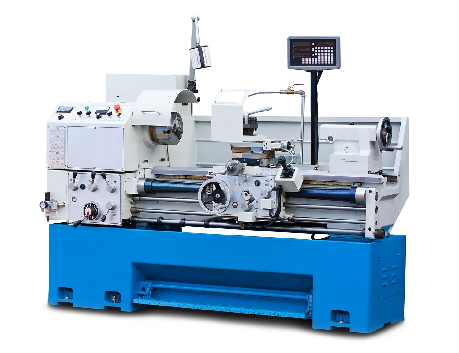 Lathe Machine Milling Machines vs. L...