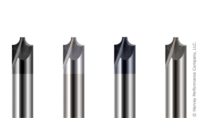 end mill coatings