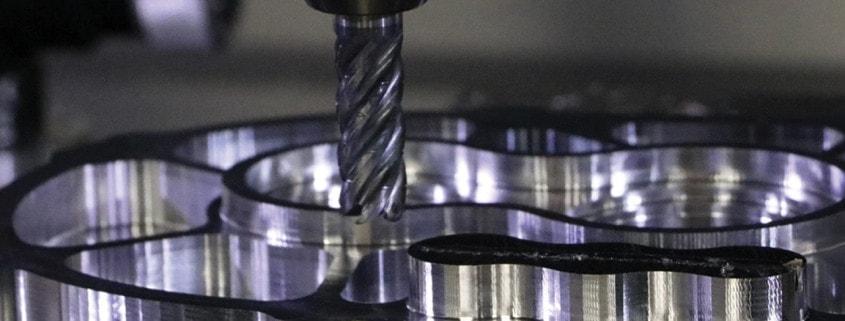 stainless steel machining