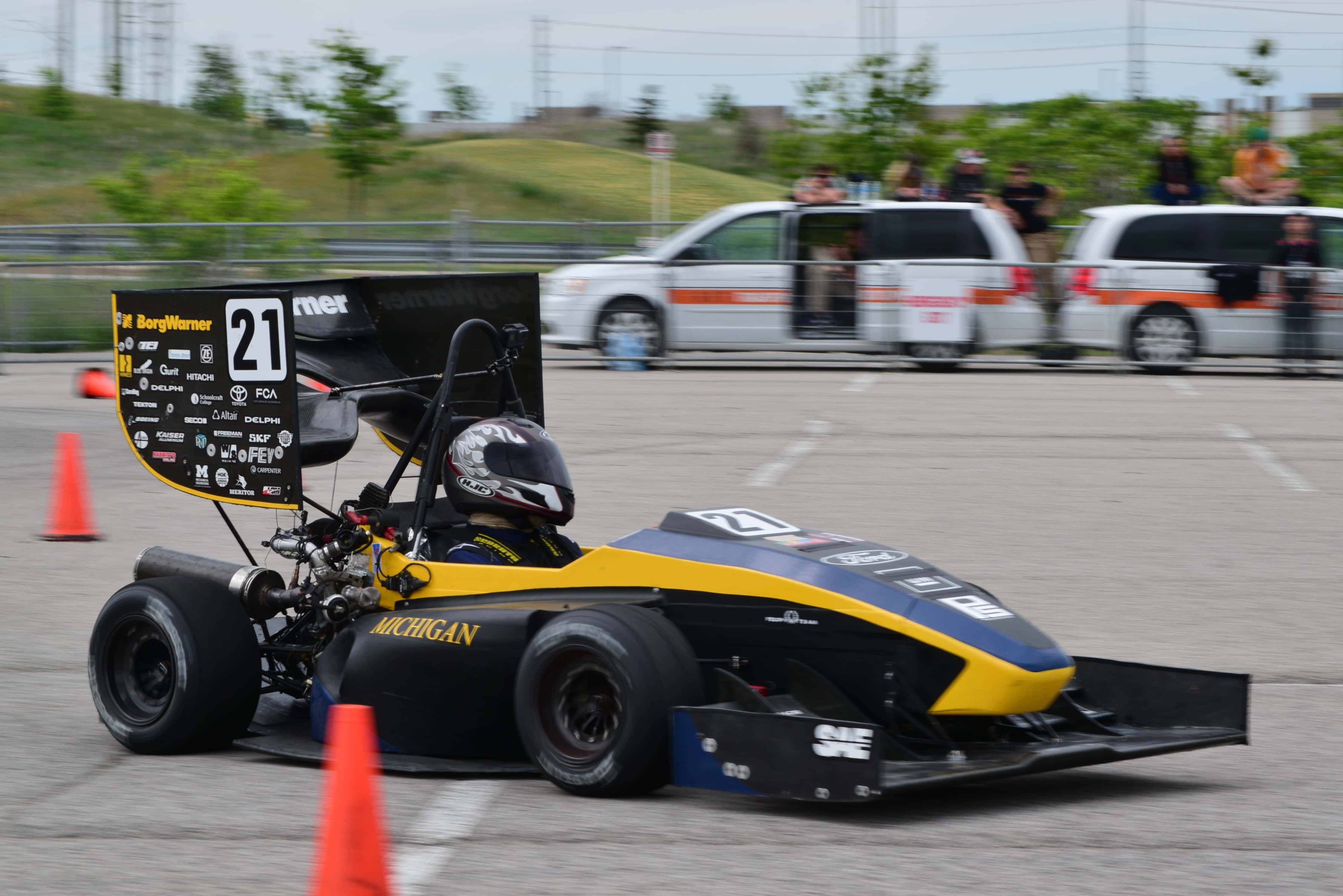 michigan formula sae