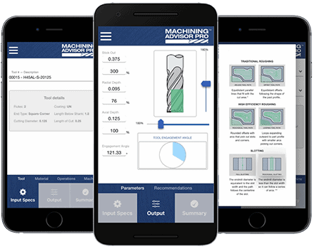 Machining Advisor Pro Mobile