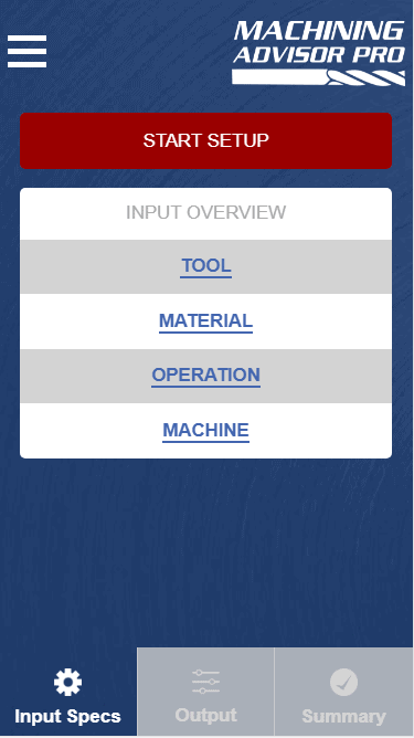 machining advisor pro