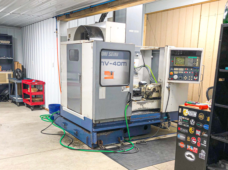 yates precision machining