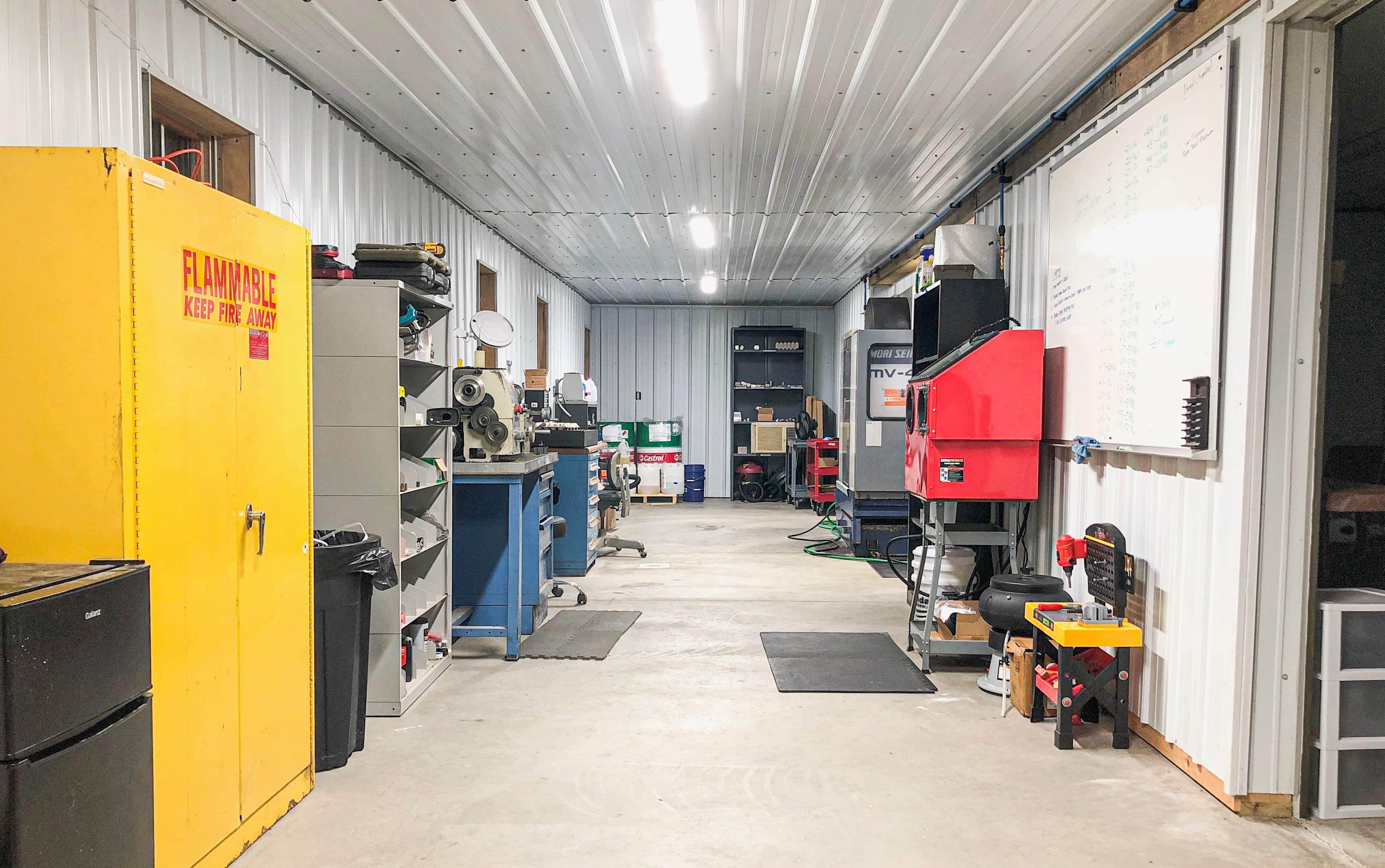 yates precision machine shop