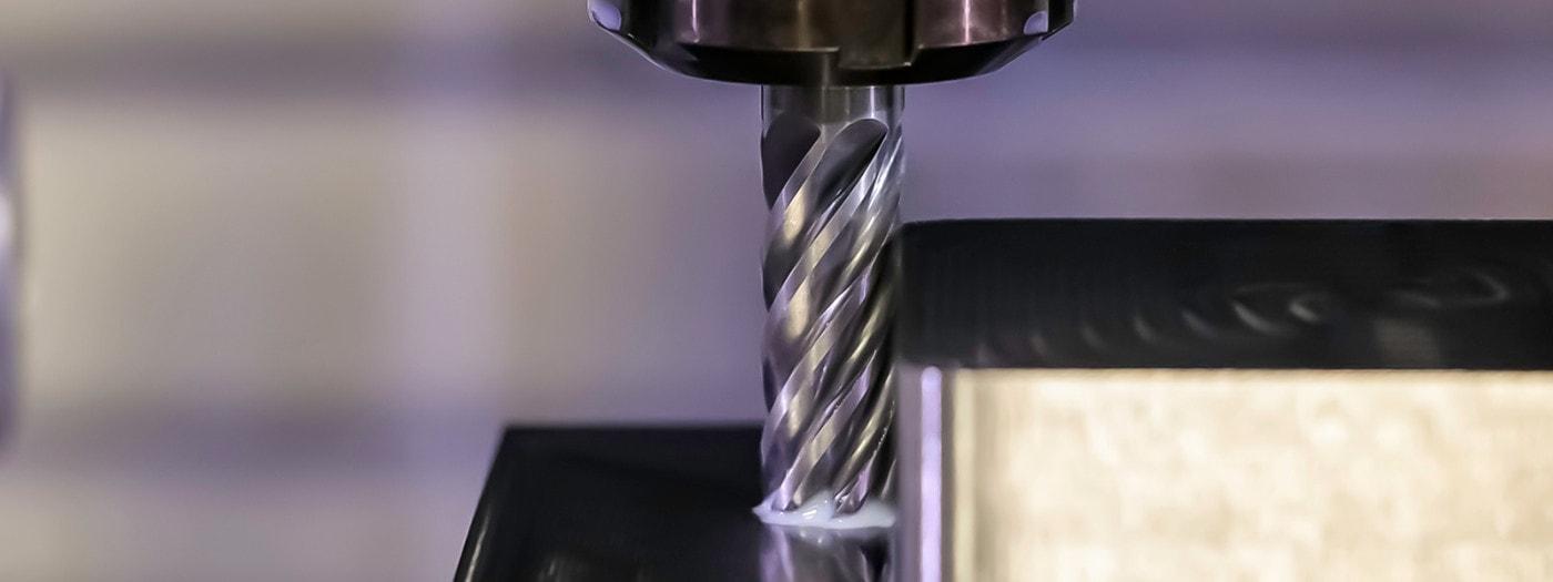 end mill for titanium