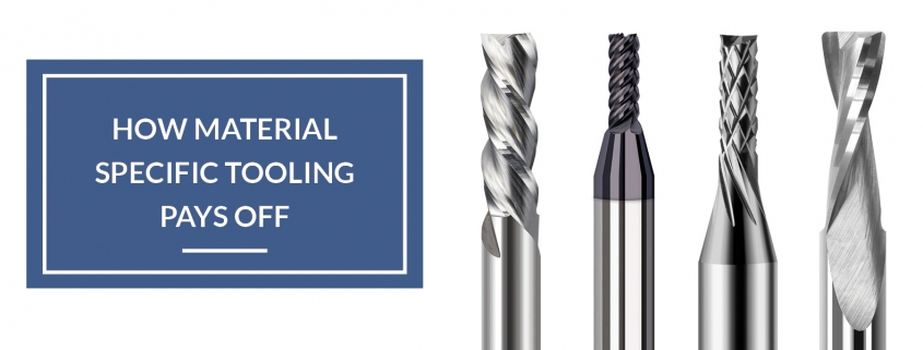 material specific tooling
