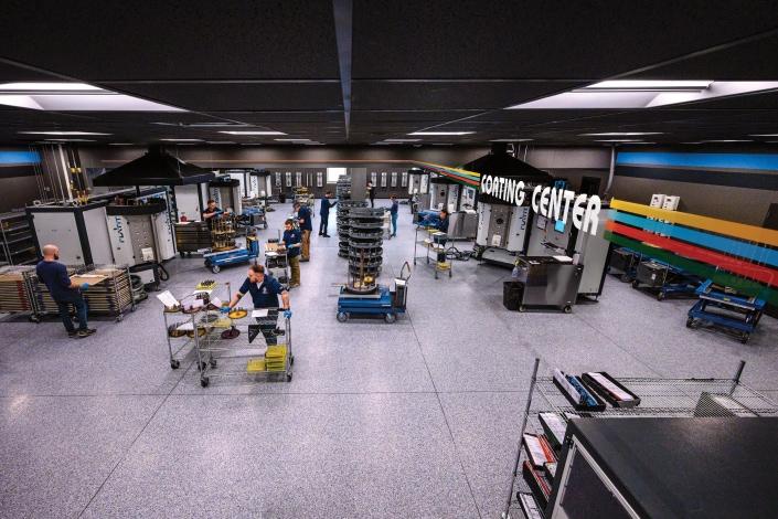Titan USA PVD Coating Center